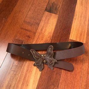 Accessories - Butterfly Belt